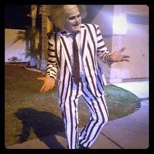 Other - Beetlejuice Costume Mens XL